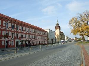 Penzion Baltaci Starý zámek
