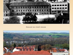Budova Starého Zámku v průběhu času